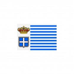 Adesivo - Bandiera del...