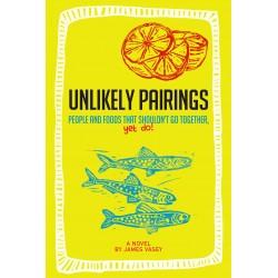 """Libro """"Unlikely Pairings""""..."""